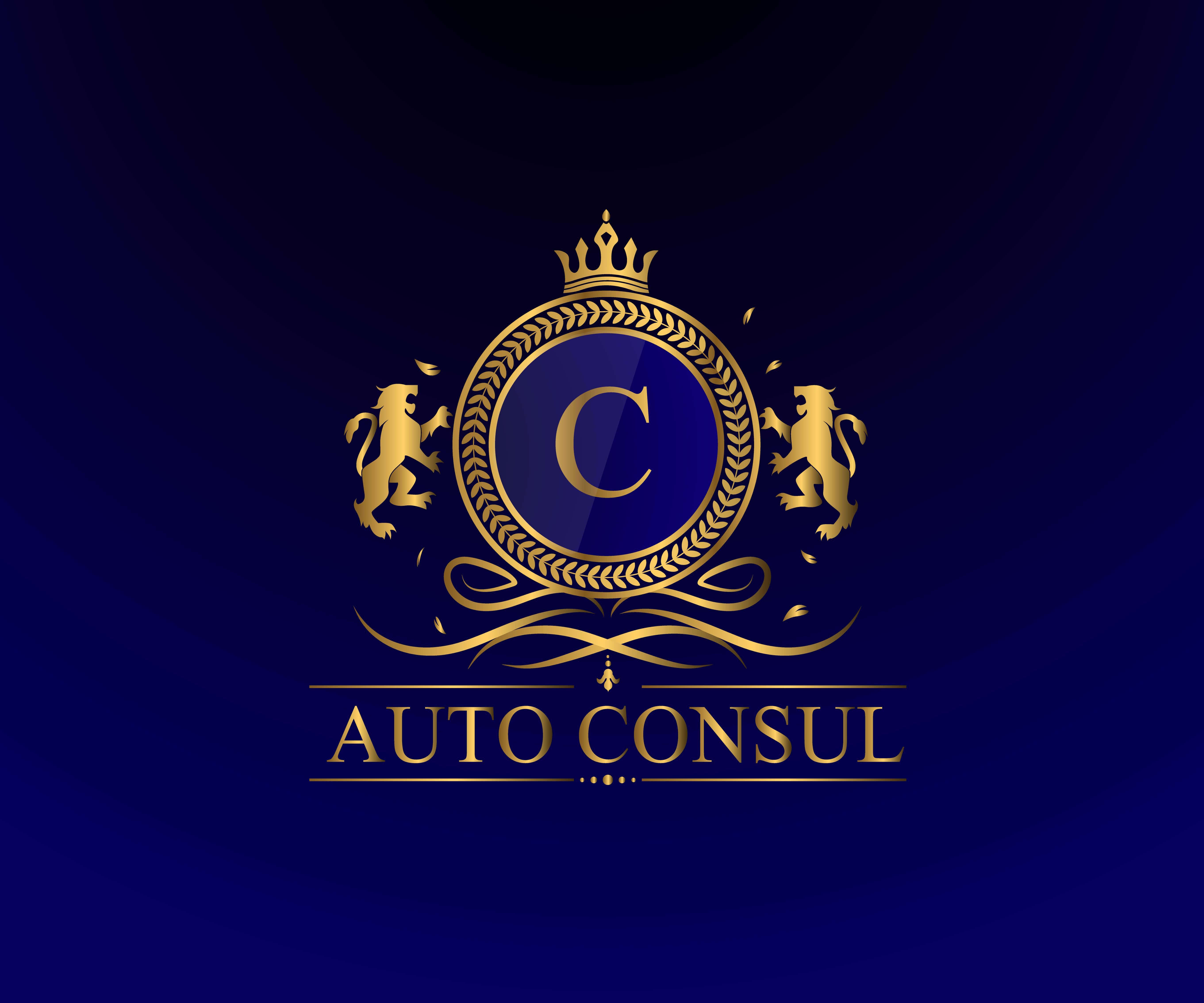 Логотип Вариации логотипа для компании автоконсул - доставка авто из США